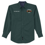 S608 - W116E001 - EMB - Easy Care Shirt