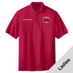 L500 - W116E001 - EMB - Ladies Pique Polo