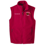 F219 - W116E001 - EMB - Fleece Vest