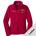 L217 - W116E001 - EMB - Ladies Fleece Jacket